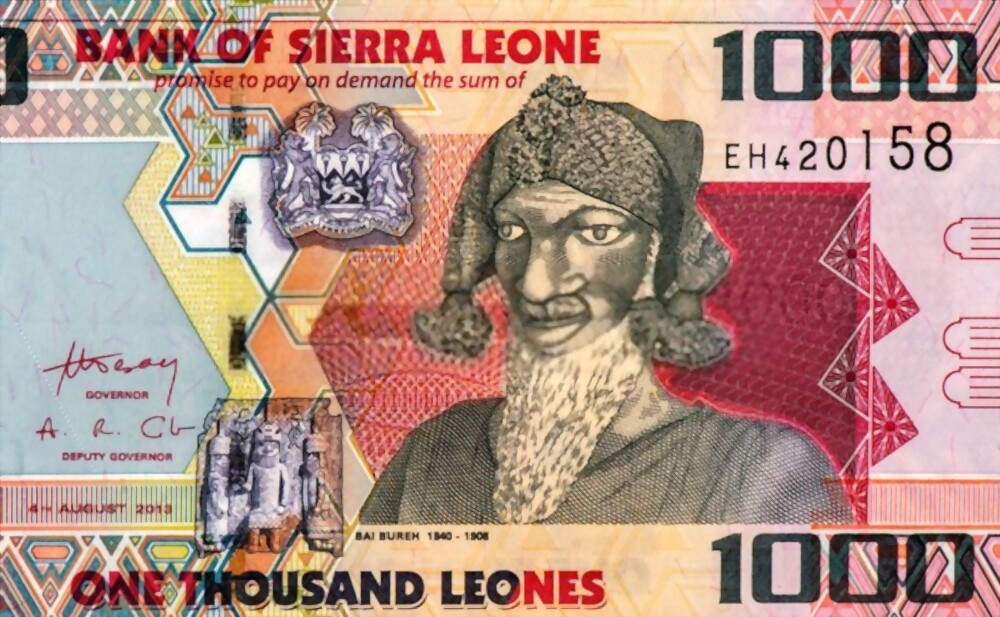 Sierra Leonean Leone: Cheapest currency in the world