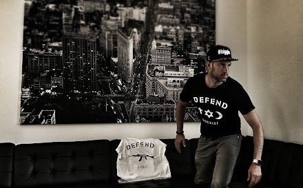 Streetwear : DEFEND Paris | Rebellion und Idealismus - Der Fashiontipp aus dem Atomlabor ( 13 Bilder - 2 Videos )