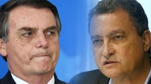 Suspeita de execução de miliciano leva Bolsonaro e Rui a trocarem acusações