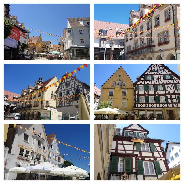 Sigmaringen, no sul da Alemanha