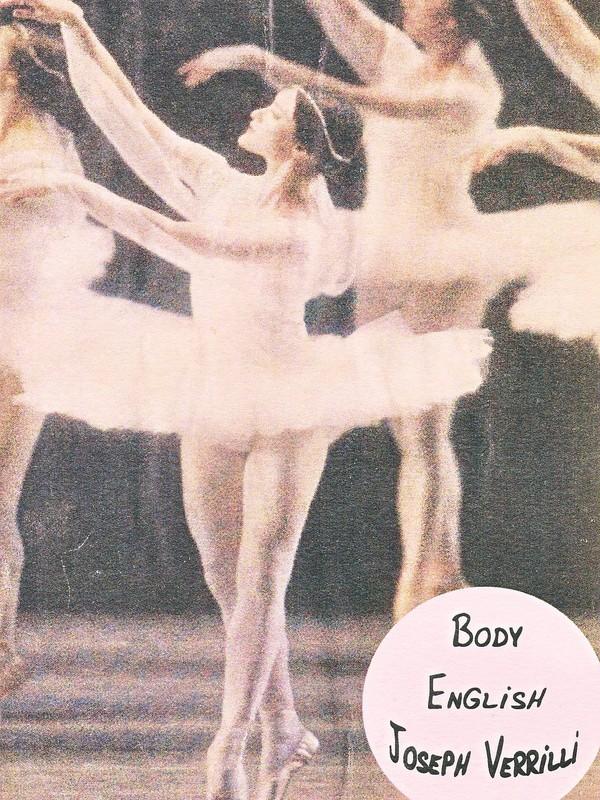 Body English book cover