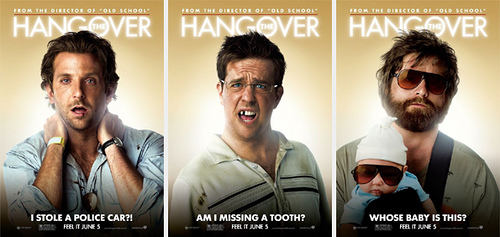 The Hangover/Very Bad Trip