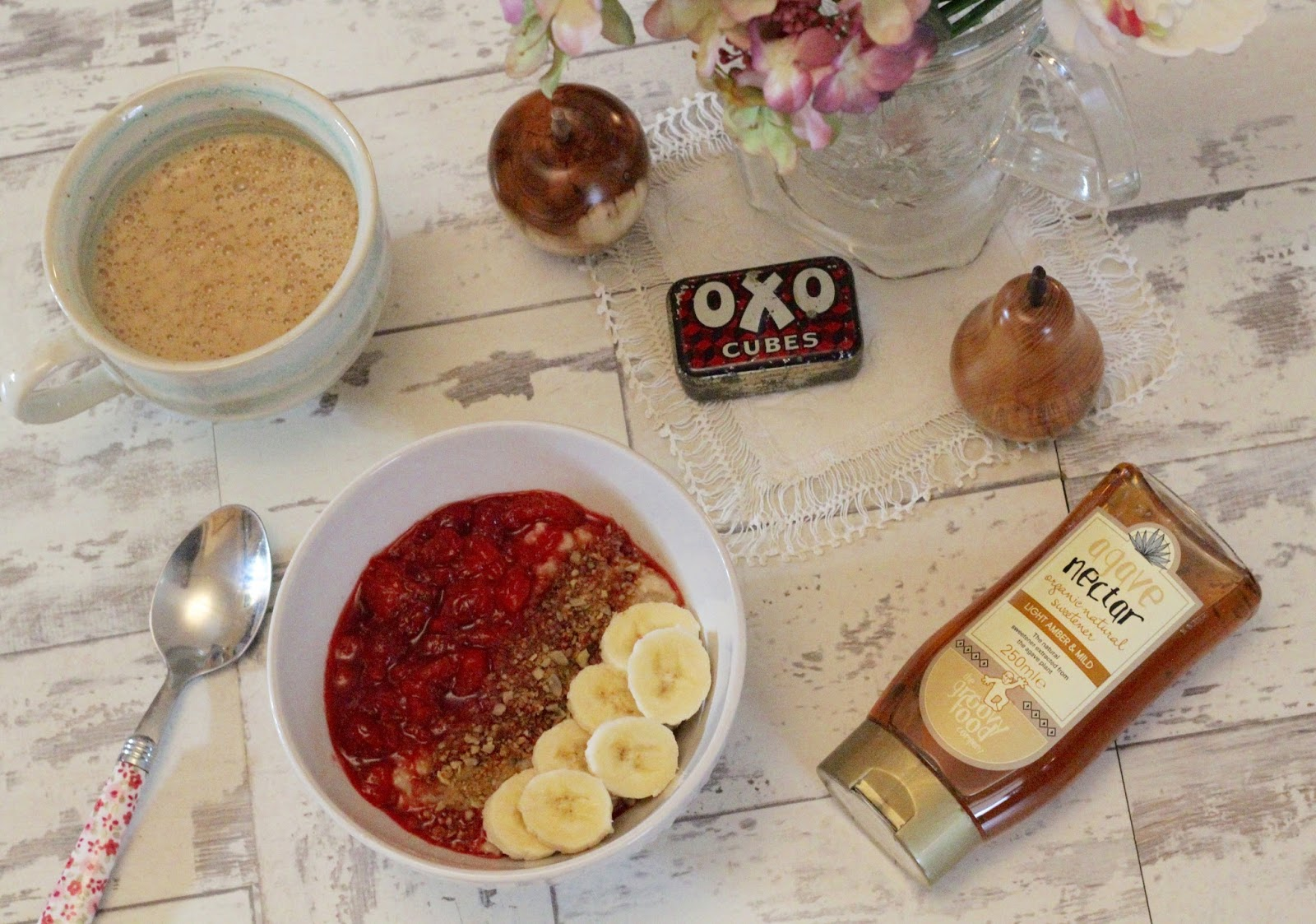 how to make porridge for one person