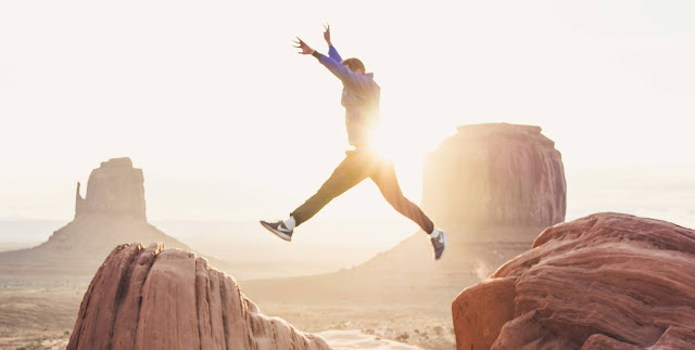 take the leap to freedom from smoking