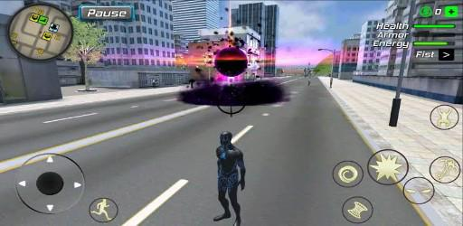 About Black Hole Hero Mod Apk
