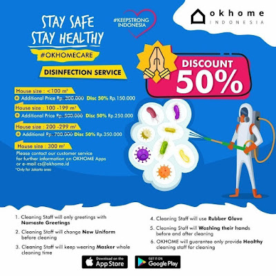 Disinfection Service OKHome