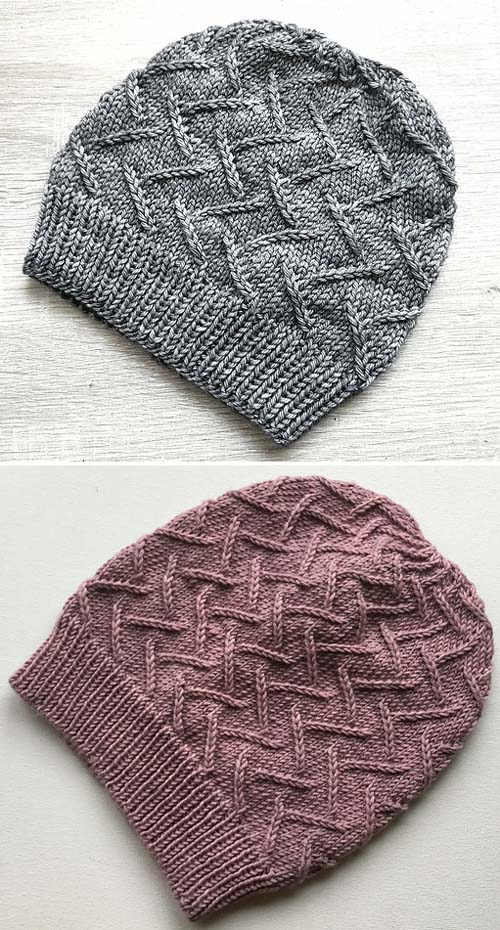 Irma Hat - Free Knitting Pattern