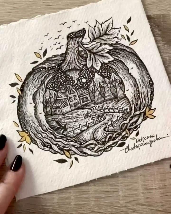 10-Life in a pumpkin-Melpomeni-Chatzipanagiotou-www-designstack-co
