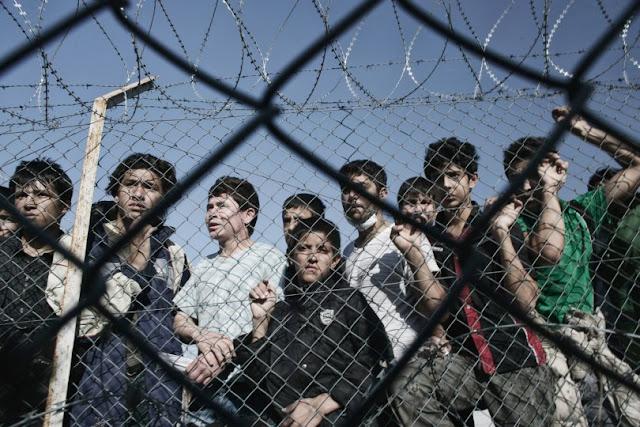 Το πρόβλημα της μετανάστευσης