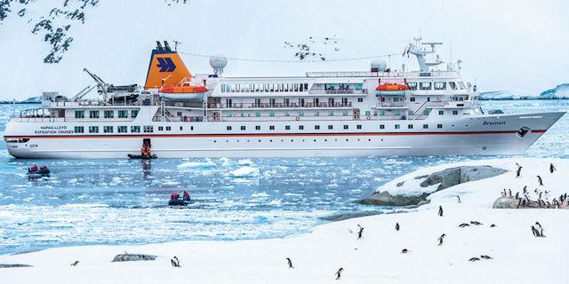 MS BREMEN (C) Hapag-Lloyd Cruises
