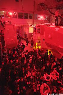 Il y avait foule pour le contest d'escalade à Antrebloc