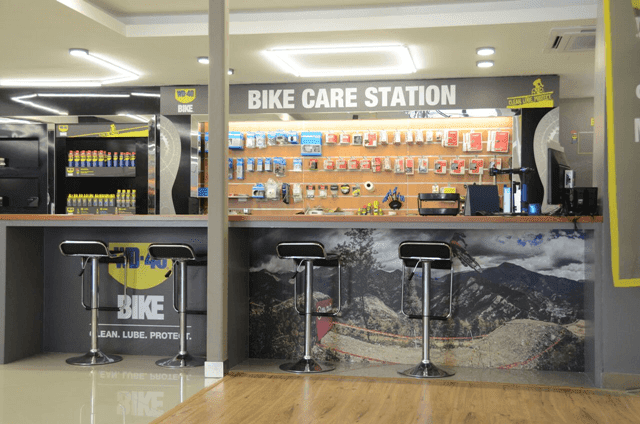 2Escape: The go-to name in Malaysia for all WD-40® BIKE solutions