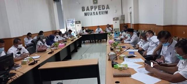 Pj. Sekda Pimpin Rapat Tindaklanjut Bantuan CSR Bukit Asam
