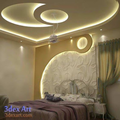 led design lighting. False Ceiling Designs 2018, New Design Ideas For Bedroom, Bedroom LED Led Lighting