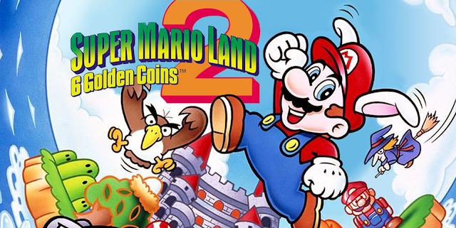 Geçmişten Günümüze Mario: Super Mario Land 2 (1992)