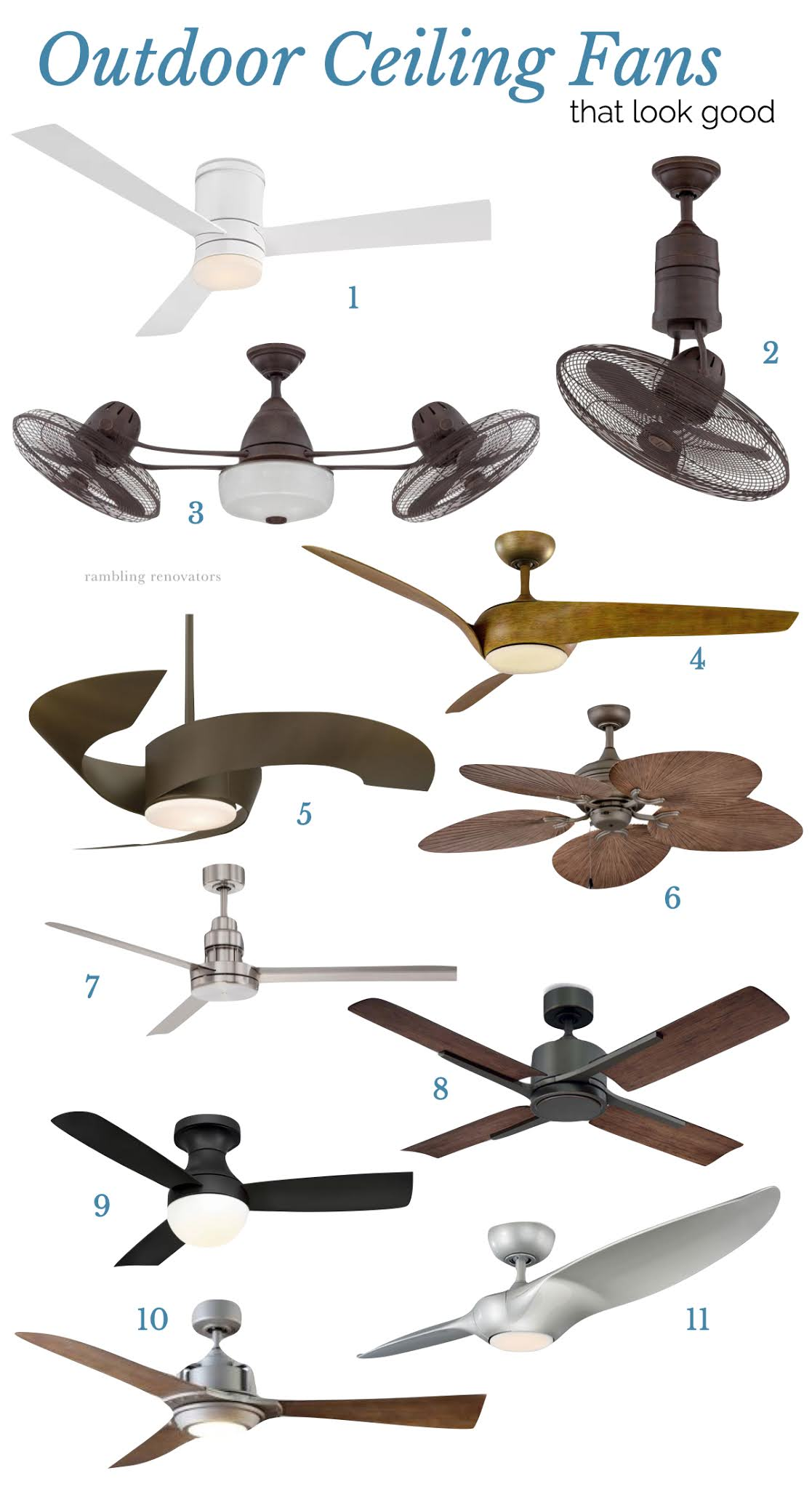 outdoor ceiling fans, outdoor fans with remote, outdoor ceiling fans with light