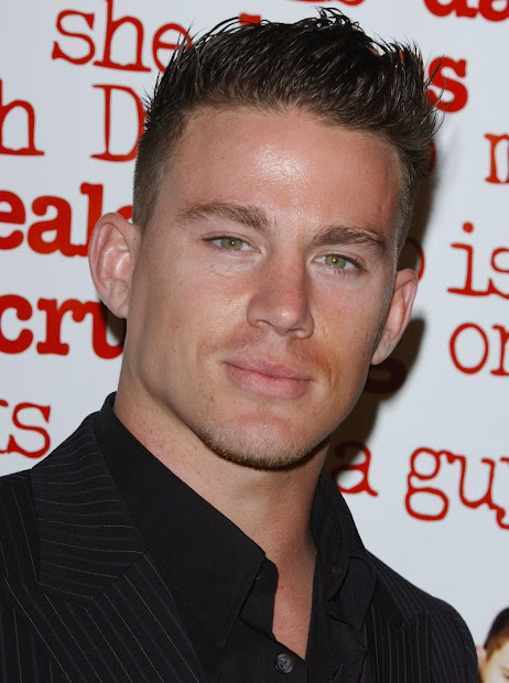 Wordtryst Happened Hunks Channing Tatum