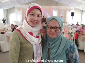 Selamat Pengantin Baru Hafiz & Amirah