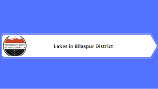 Lakes In Bilaspur District
