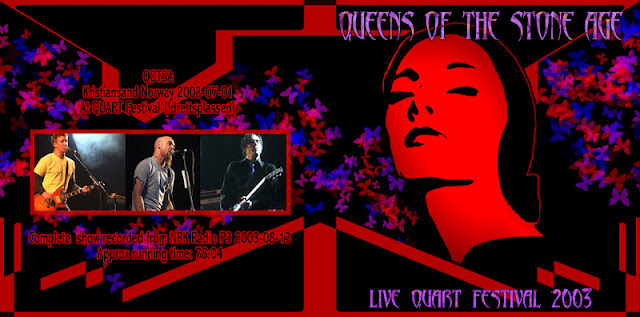 MUSIC ART VCL: Queens Of The Stone Age - Live At Quart ...