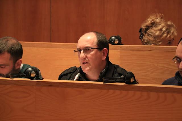 Carlos Fernández, del PSE