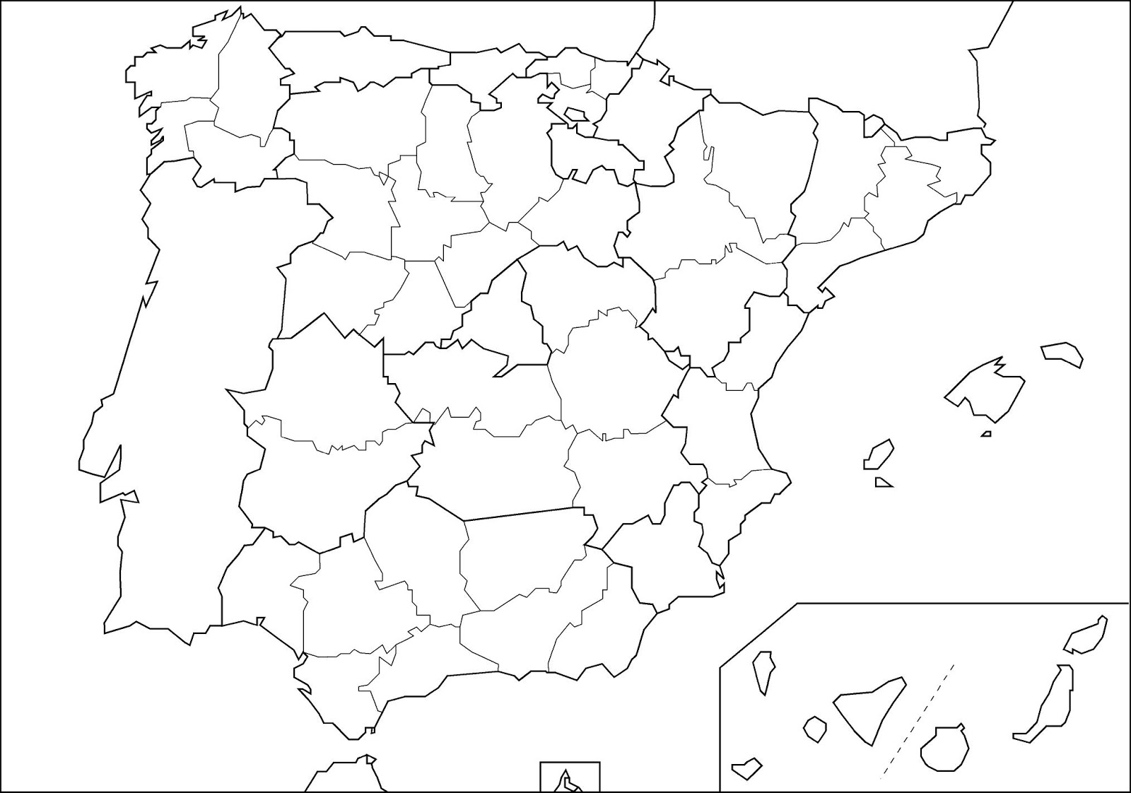 Imagenes De Las Provincias De Espana
