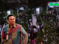 "Gila! Pawai Obor Sambut Ramadhan, Anak-Anak Menyanyikan ""Bunuh Si Ahok Sekarang Juga""! Share!"