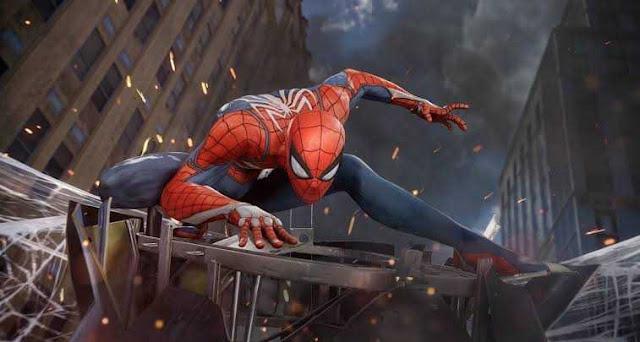 تحميل لعبة سبايدر مان Spider Man 2 الجديدة نسخة كاملة من ميديا فاير مجانا