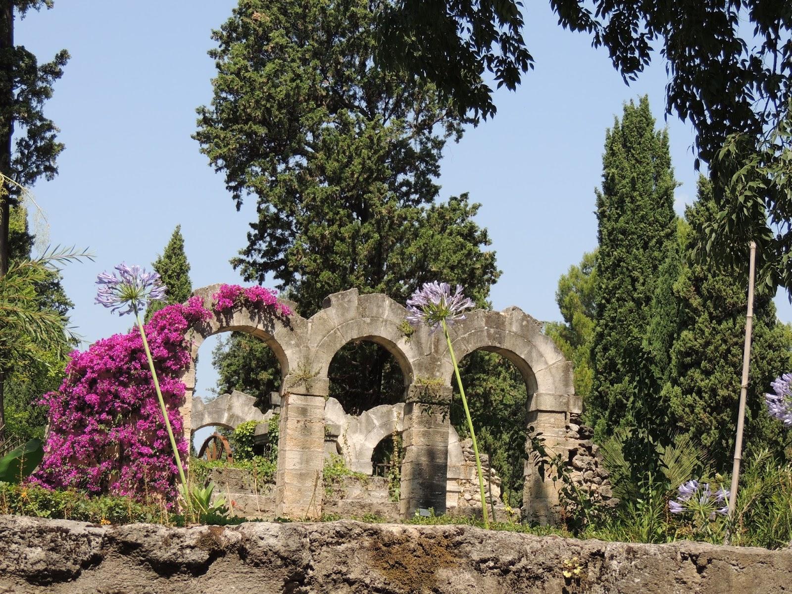 Le Jardin Des Plantes Montpellier Alexlexiworld