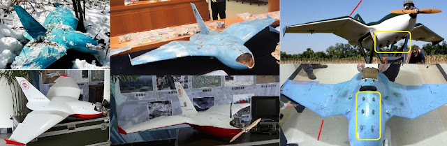 China Trancomm Technologies Chinese UAS Found in South Korea   North Korean drone Sky-09P  북한 무인기