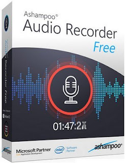 Ashampoo Audio Recorder Free 1.0.1 [Latest]