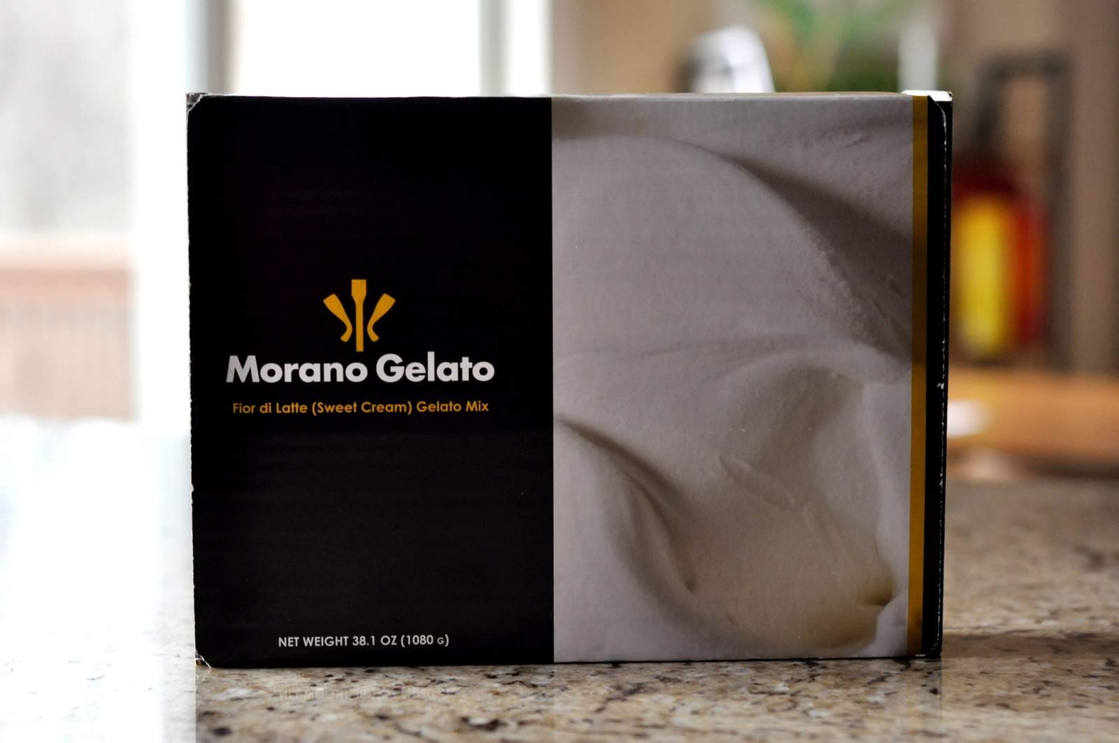 Morano Gelato Fior di Latte (Sweet Cream) Gelato Mix | Taste As You Go