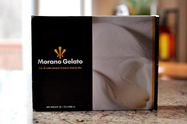 Morano Gelato Fior di Latte (Sweet Cream) Gelato Mix | Taste As You Go