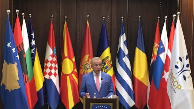 Kosovo officially takes over the chairmanship of SEECP