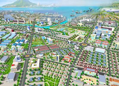 Dự án đất nền Ba Ria Gold City