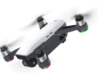Pengalaman Unboxing Drone DJI Spark Combo