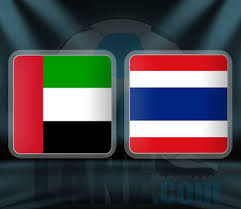 مشاهدة مباراة الإمارات وتايلاند