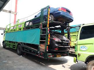 TARIF KIRIM MOBIL JAKARTA SEMARANG