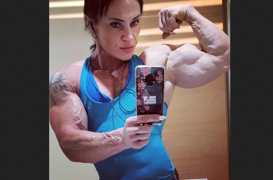 Jay Fuchs biceps