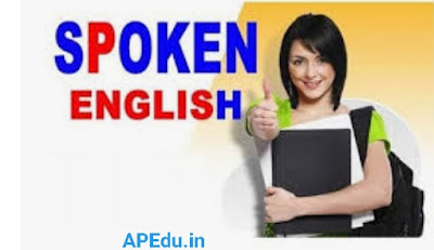 SPOKEN ENGLISH VOCABULARY