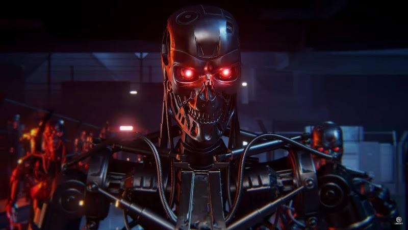 Keren, Terminator Akan Hadir di Game Ghost Recon Breakpoint