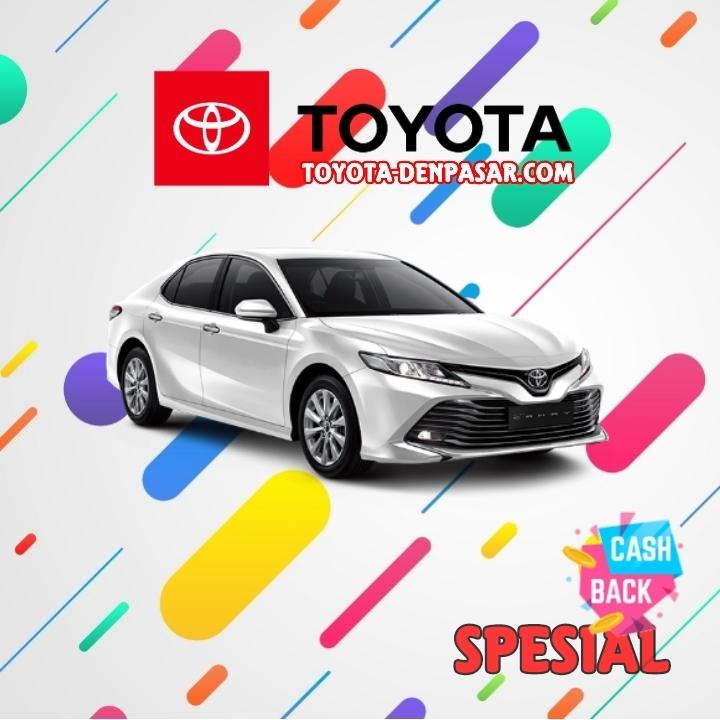 Toyota Denpasar - Lihat Spesifikasi All New Camry, Harga Toyota Camry Bali dan Promo Toyota Camry Bali terbaik hari ini.