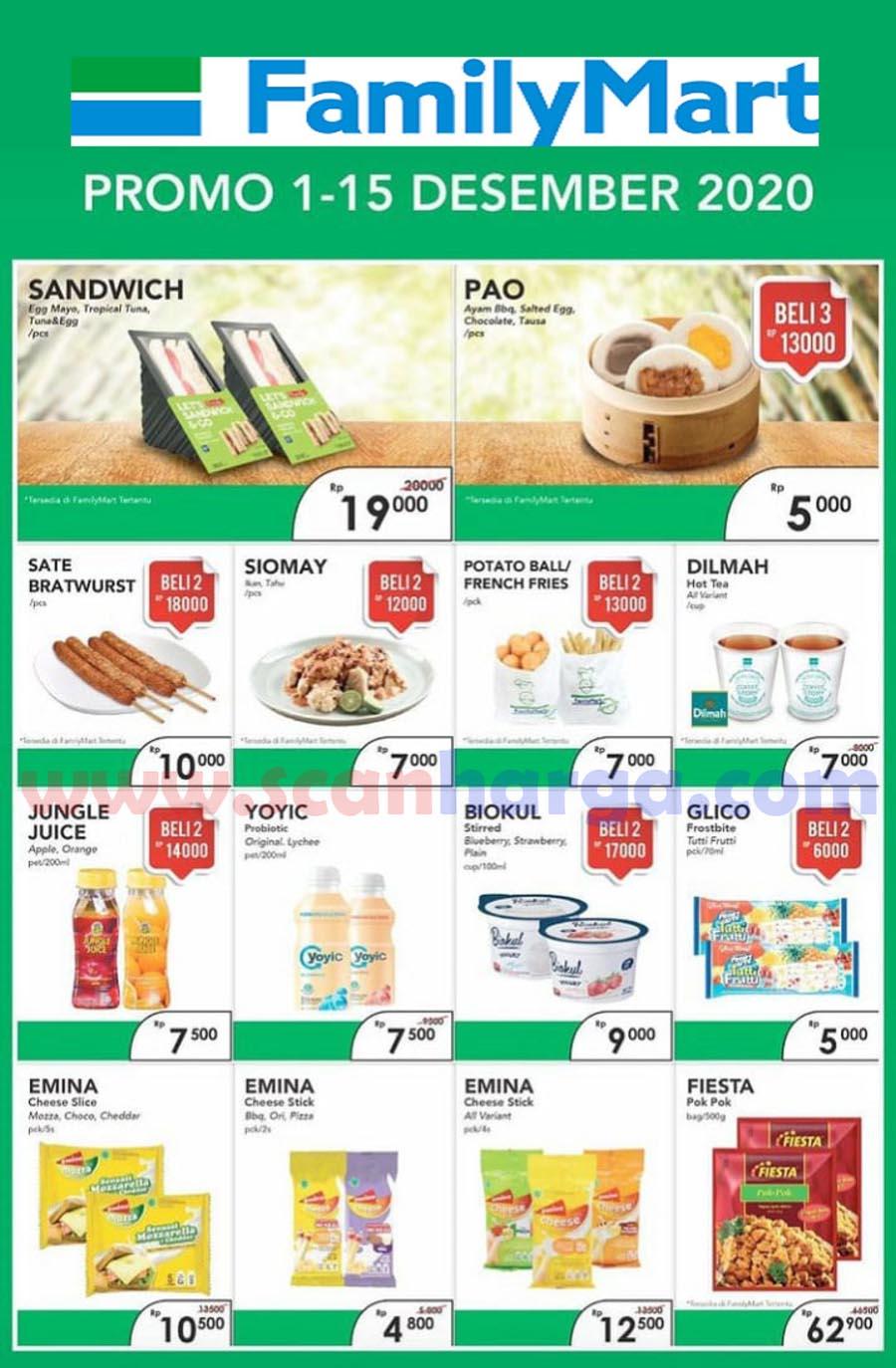 Katalog Promo Family Mart Periode 1 - 15 Desember 2020 4