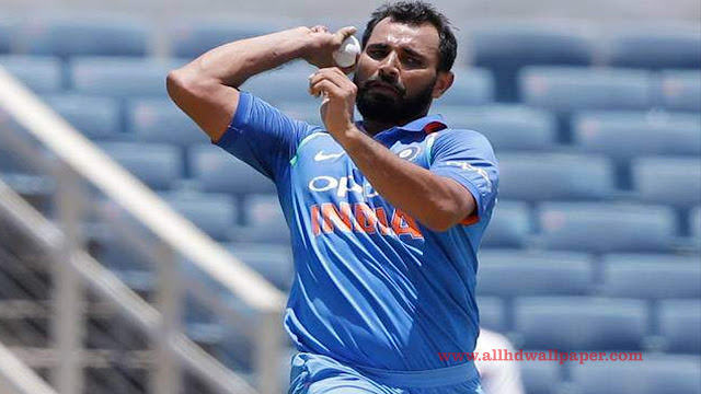 Mohammed Shami Pictures