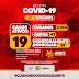 Jaguarari registra 07 novos casos de coronavírus no Boletim deste sábado (19)