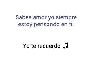 Juan Gabriel Marc Anthony Yo Te Recuerdo significado de la canción.