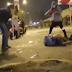 EN VIDEO: Momento en que un disparo alcanza a un manifestante en la cabeza durante las protestas en Perú
