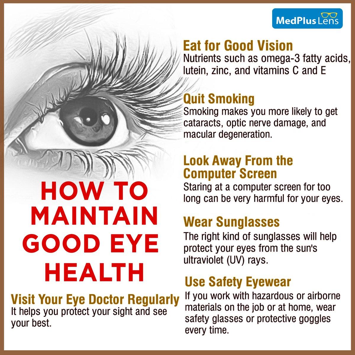 Nak tau tip mudah menjaga mata? Meh baca ni.