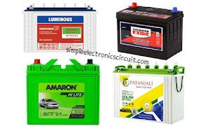 solar battery price 20ah 40ah 75ah 100ah 120ah 150ah 200ah list