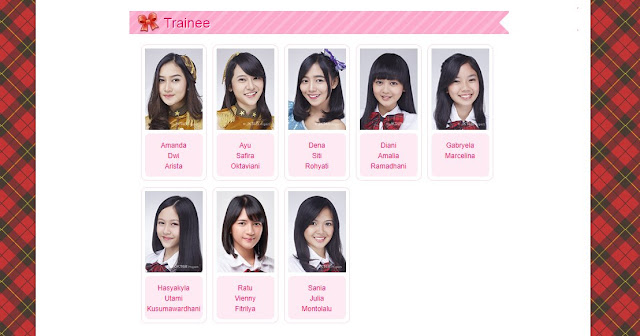 JKT48 Okta, Manda & Dena step down to Trainee due scandal
